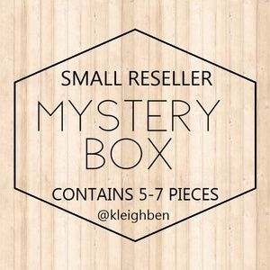 Now Selling Small (Reseller) Mystery Boxes!